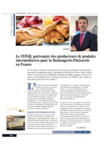 2 questions à Eric MICHAUD, Président du SYFAB